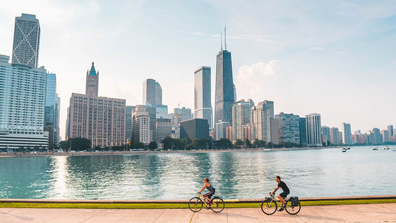 Where To Sneak A Workout In Chicago