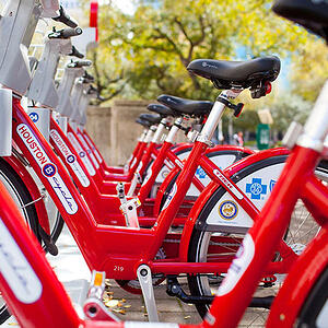 Rent a BCycle