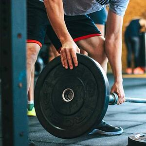 Crossfit weights