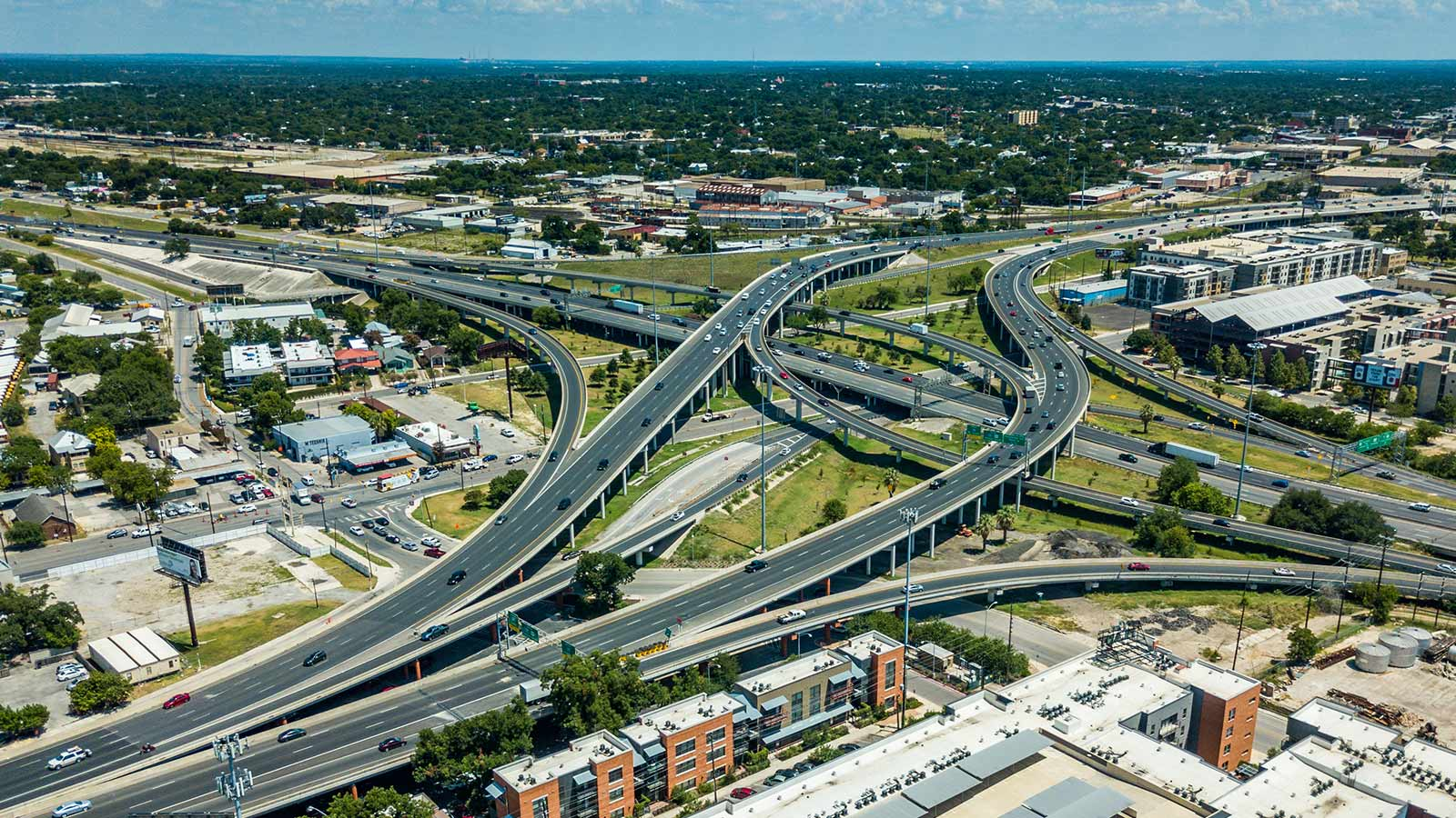 San Antonio highways